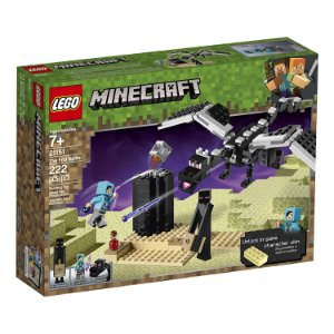 Lego Minecraft - O Combate do Fim