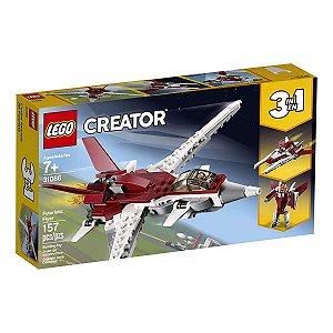Lego Creator - Avião Futurista 31086
