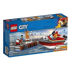 Lego City - Incêndio Na Doca 60213