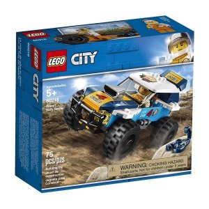 Lego City - Carro De Corrida Do Rali Do Deserto 60218