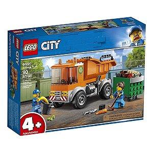Lego City - Caminhão De Lixo 60220