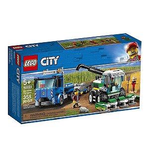 Lego City - Transporte De Colheitadeira 60223