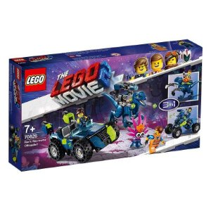 Lego Movie 2 - O Veículo Off-road Rex-treme Do Rex! 70826