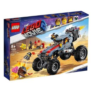 Lego Movie 2 - O Buggy De Fuga De Emmet E Megaestilo! 70829