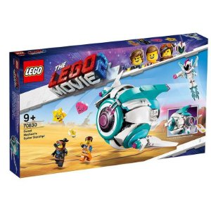 Lego Movie 2 - O Ônibus Espacial Systar Do General Caos 70830