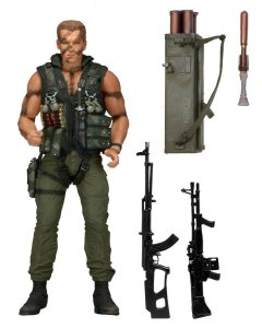Neca - Commando 30th Anniversary Ultimate John Matrix Figure