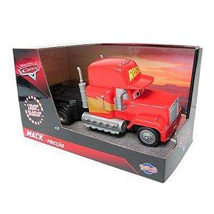 Caminhão Friccção Mack Disney Carros - Toyng