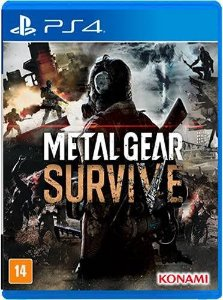 Game para PS4 - Metal Gear Survive