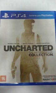 Game Para PS4 - Uncharted The Nathan Drake Collection