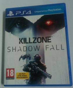 Game Para PS4 - Killzone Shadow Fall