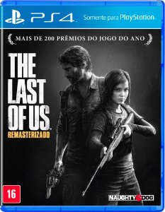 Game Para PS4 - The Last Of Us Remasterizado