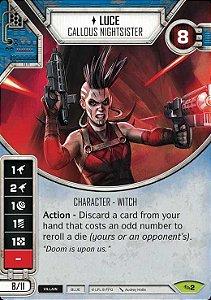 SW Destiny - Luce Callous Nightsister
