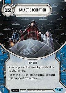 SW Destiny - Galactic Deception