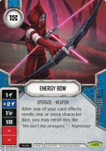 SW Destiny - Energy Bow