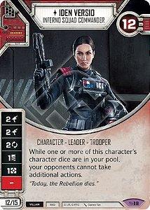 SW Destiny - Iden Versio Inferno Squad Commander