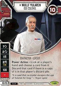 SW Destiny - Wullf Yularen ISB Colonel