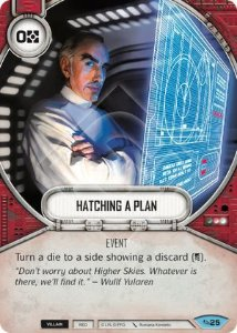 SW Destiny - Hatching A Plan