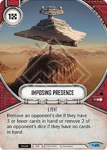 SW Destiny - Imposing Presence