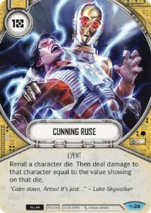 SW Destiny - Cunning Ruse