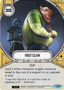 SW Destiny - First Claim