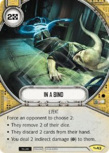 SW Destiny - In a Bind