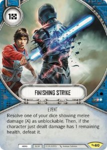 SW Destiny - Finishing Strike
