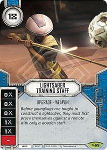 SW Destiny - Lightsaber Training Staff