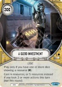 SW Destiny -  A Good Investment