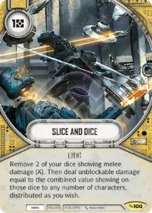 SW Destiny - Slice And Dice