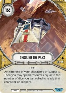 SW Destiny - Through The Pass