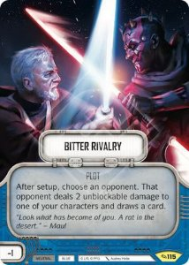 SW Destiny - Bitter Rivalry