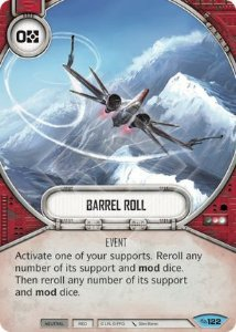 SW Destiny - Barrel Roll