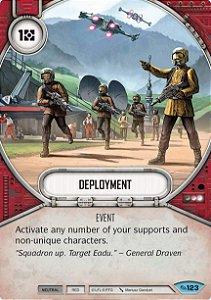 SW Destiny - Deployment