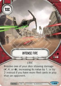 SW Destiny - Intense Fire