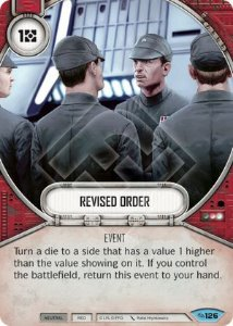 SW Destiny - Revised Order