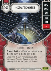 SW Destiny - Senate Chamber