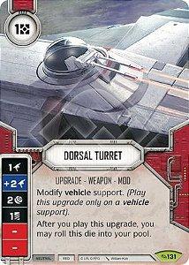 SW Destiny - Dorsal Turret