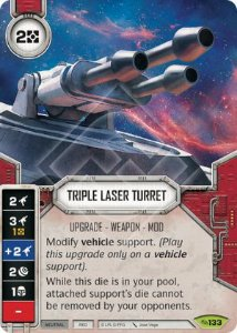 SW Destiny - Triple Laser Turret