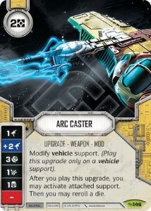 SW Destiny - Arc Caster