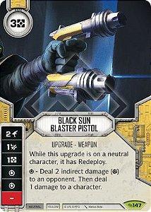 SW Destiny - Black Sun Blaster Pistol