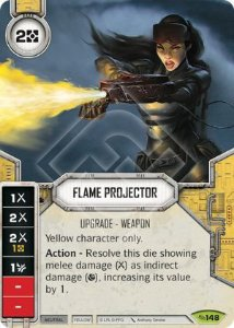 SW Destiny - Flame Projector