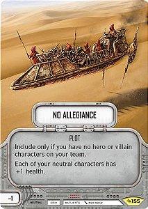 SW Destiny - No Allegiance