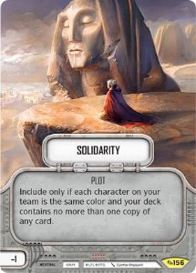 SW Destiny - Solidarity