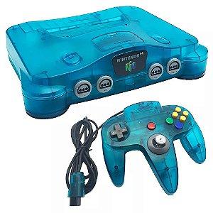 Console Nintendo 64 Sabores ( Anis ) + Brinde