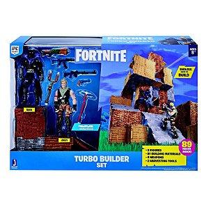 Fortnite Pack com 2 Figuras e Acessórios
