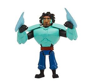 Big Hero 6 Figura De Ação - Wasabi