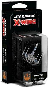Jogo Star Wars X-Wing 2.0 - Expansão T-70 X-Wing - Wave 2