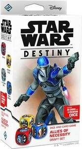 Jogo Star Wars Destiny Pacote de Draft - Aliança Oportuna