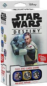 Jogo Star Wars Destiny Pacote inicial - Obi-Wan Kenobi