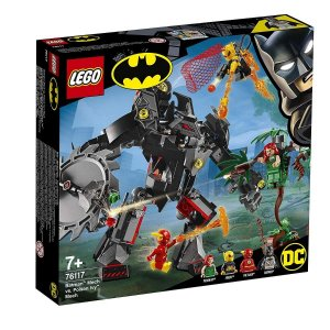 Lego Super Heroes - Batman Robô Vs. Poison Ivy Robô 76117